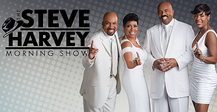 Steve Harvey morning show