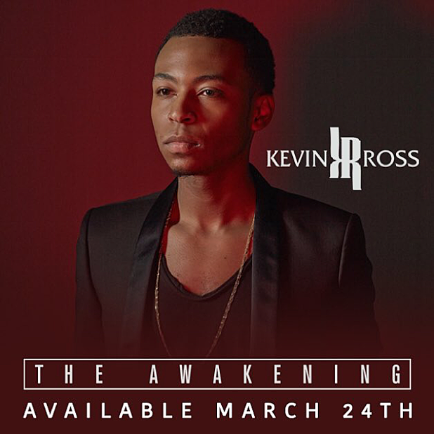 Kevin Ross Courtesy of Motown Records