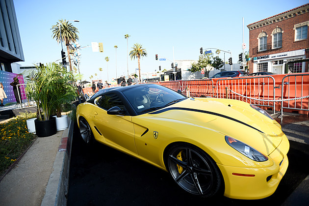 Guy Who Stole a $300,000 Ferrari But Couldn't Afford Gas