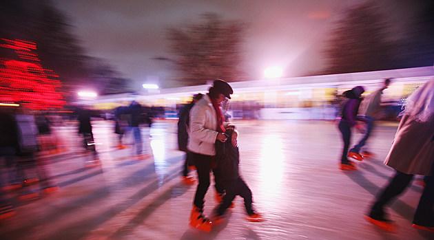 Winter Wonderland Opens In Hyde Park