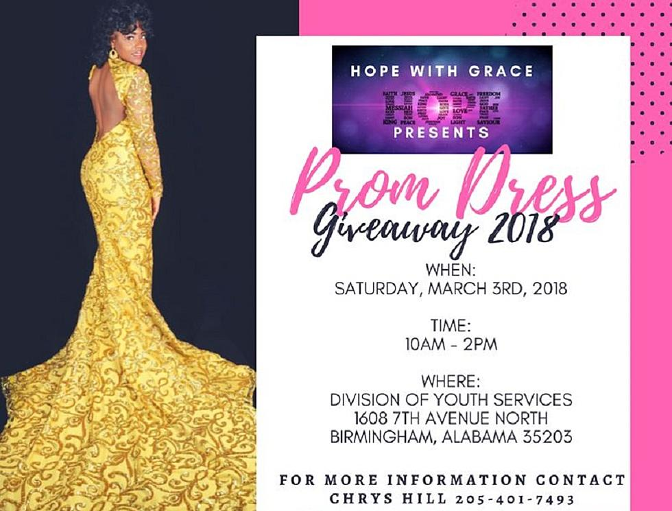 Non Profit Offers Free Prom Dresses