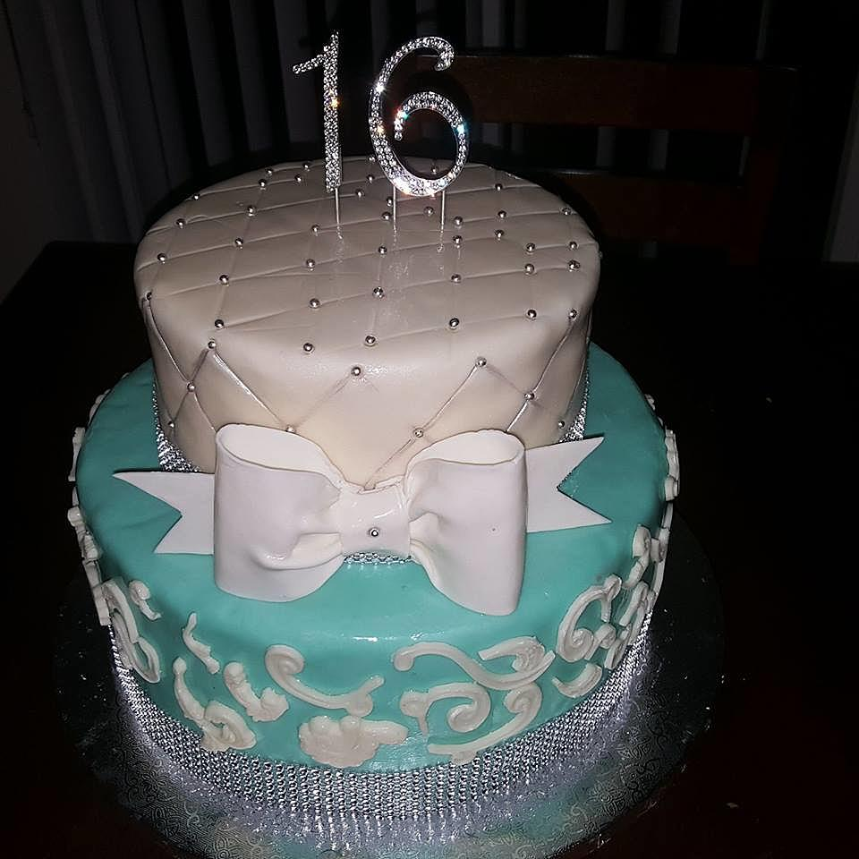 Win A Birthday Cake From Its Just Cake And Monique Jordan