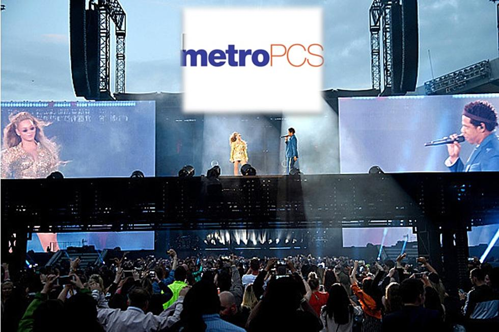Win Tickets To See Beyonce And Jay Z Courtesy Of Metropcs